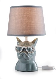 Lampada da tavolo a forma di cane, bpc living bonprix collection