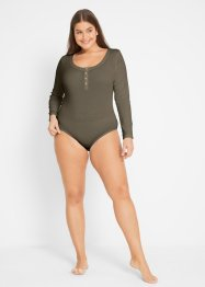 Body con bottoni, bpc bonprix collection