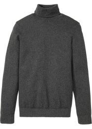 Maglione a collo alto con cachemire, bpc selection