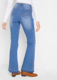 Jeans ultra morbidi con cinta comoda, bpc bonprix collection