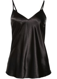 Top in satin, BODYFLIRT