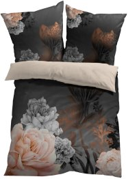 Biancheria da letto double-face a fiori, bpc living bonprix collection