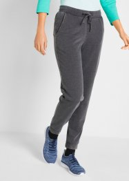 Pantaloni da jogging cropped livello 1, bpc bonprix collection