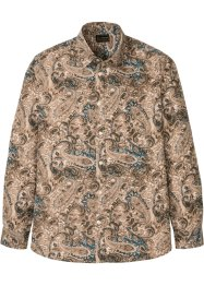Camicia  in fantasia paisley, bpc selection