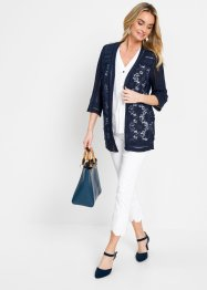 Cardigan con pizzo, bpc selection