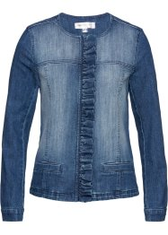 Giacca di jeans con ruches, bpc selection