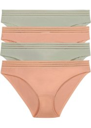Slip (pacco da 4), bpc bonprix collection