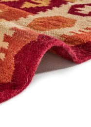 Tappeto kilim con frange, bpc living bonprix collection