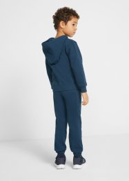 Completo da jogging (set 3 pezzi) in cotone biologico, bpc bonprix collection
