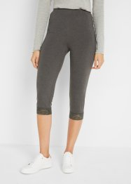 Leggings con pizzo, bpc bonprix collection