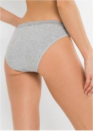 Morbido slip Feel Comfort (pacco da 2) in cotone biologico, bpc bonprix collection