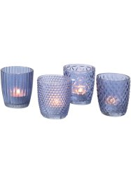 Portalumino (set 4 pezzi), bpc living bonprix collection