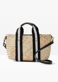 Borsa in simil paglia, bpc bonprix collection