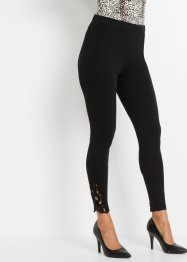 Leggings con pizzo, BODYFLIRT boutique