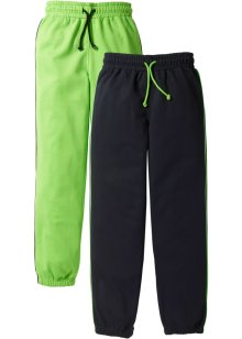 Pantalone in felpa (pacco da 2), bpc bonprix collection