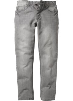 "Jeans slim fit ""Straight"", RAINBOW, Light grigio denim"