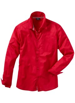 Camicia a manica lunga regular fit, bpc bonprix collection