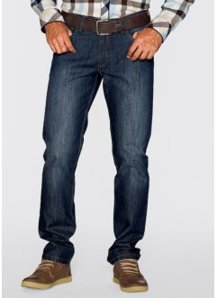 Jeans regular fit straight, John Baner JEANSWEAR, Blu