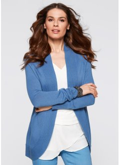 Cardigan, bpc selection, Blu cristallo