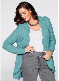 Cardigan, bpc selection, Blu minerale