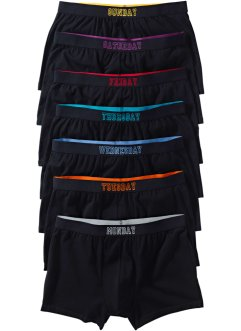 Boxer aderenti (pacco da 7), bpc bonprix collection