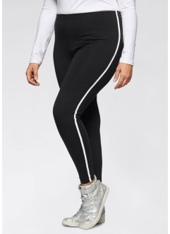Leggings, bpc bonprix collection, Nero