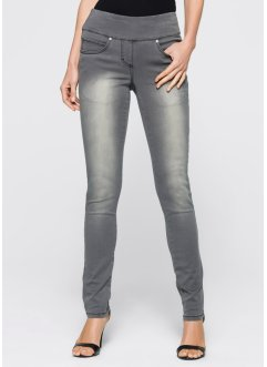 Jeans megastretch con cinta comfort, bpc selection