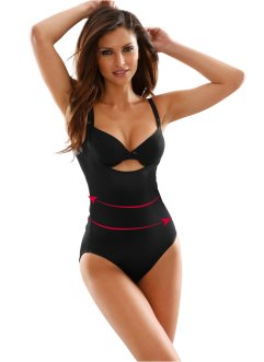 Body modellante, bpc bonprix collection, Nero