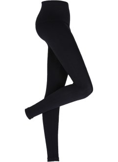 Leggings modellante senza cuciture, bpc bonprix collection, Nero
