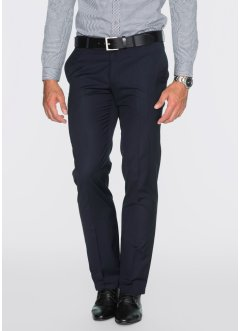 Pantalone per completo slim fit, bpc selection, Blu scuro