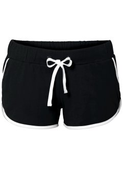 Pantaloncini da spiaggia, bpc bonprix collection, Nero
