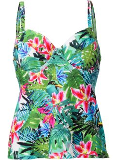 Top con ferretto per tankini, bpc bonprix collection