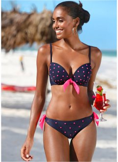 Bikini, bpc bonprix collection, Blu scuro