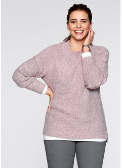 Pullover bouclé, bpc bonprix collection