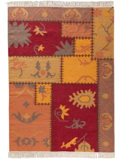 Tappeto kilim effetto patchwork, bpc living bonprix collection
