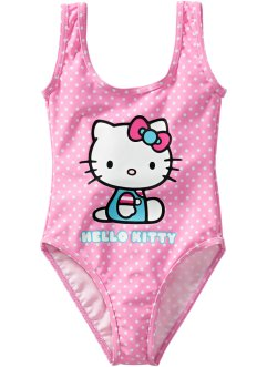 "Costume intero ""HELLO KITTY"", Hello Kitty, Rosa a pois Hello Kitty"