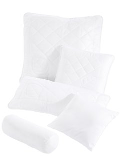 Cuscino anallergico, bpc living, Bianco