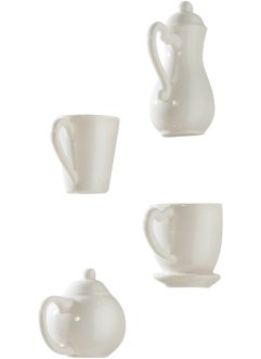 Decorazione da parete (set 4 pezzi), bpc living bonprix collection