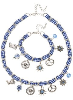 "Parure collier + bracciale ""Oktoberfest"" (set 2 pezzi), bpc bonprix collection"
