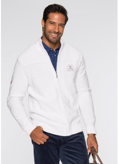 Cardigan regular fit, bpc selection, Bianco