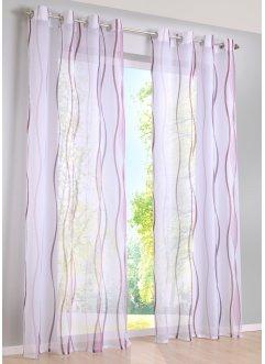Mantovane in vari tessuti e modelli per le tende