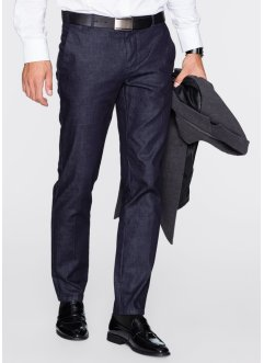 Pantalone in jeans slim fit, RAINBOW, Dark blu