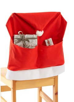"Coprisedia ""Babbo Natale"" (set 4 pezzi), bpc living bonprix collection"