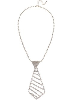 "Collana di strass ""Cravatta"", bpc bonprix collection"
