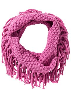 Sciarpa ad anello, bpc bonprix collection, Fucsia