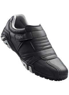 Mocassino sportivo, bpc selection, Nero