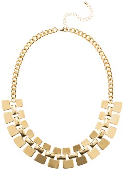 Collier, bpc bonprix collection, Color oro