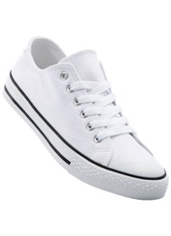 Sneakers, bpc bonprix collection, Bianco