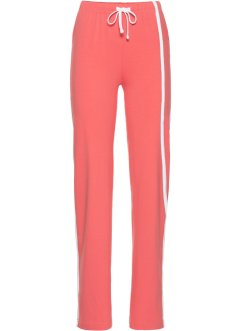 Pantaloni da jogging, bpc bonprix collection, Corallo