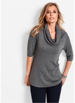 Pullover con collo a ciambella, bpc selection